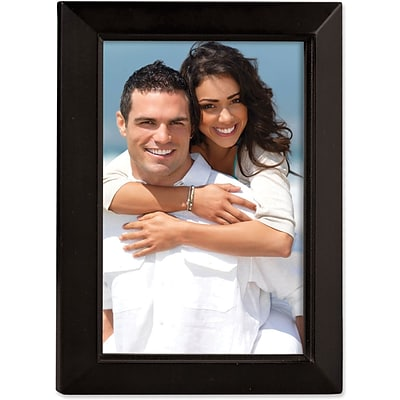 Black Wood 4x5 Picture Frame - Estero Collection