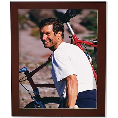 8x10 Walnut Wood Picture Frame - Gallery Collection