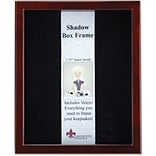 790111 Espresso Wood Shadow Box 11x14 Picture Frame