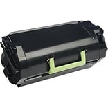 Lexmark 521H Black Toner Cartridge (52D1H00); High Yield, Return Program