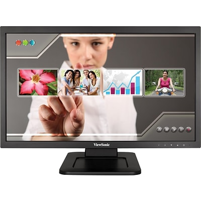 ViewSonic® TD2220 22 Touchscreen LED Monitor
