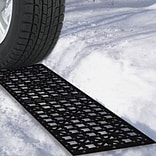 Trademark Tools™ Car Tire Snow Grabber Mat, 5/7 H x 5 5/7 W x 21 6/7 D, 4/Pack