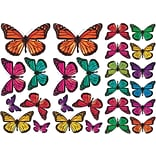 RoomMates® Butterfly 3D Wall Decal, 4 3/4 x 10 1/4