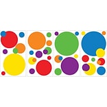 RoomMates® Just Dots Primary Colors Peel and Stick Wall Decal, 10 x 18