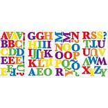 RoomMates® Express Yourself Colorful Alphabet Peel and Stick Wall Decal, 10 x 18