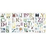 RoomMates® Alphabet Peel and Stick Wall Decal, 10 x 18