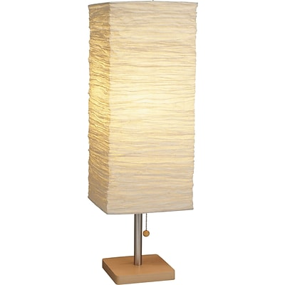Adesso Dune Table Lamp, Natural (8021-12)