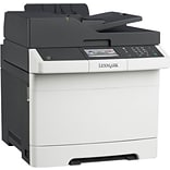 Lexmark™ CX410E Color Laser All-in-One