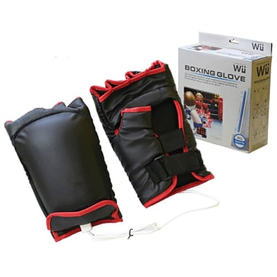 Mgear MG-910 Boxing Gloves For the Nintendo Wii