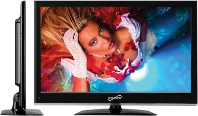 "Supersonic(r) 1366 X 768 Sc 1911 19"" Widescreen Led Hd Television"