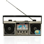 Quantum® FX J-114U AM/FM/SW1-SW9 Radio With USB/SD