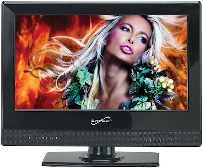 "Supersonic(r) 1366 X 768 Sc 1311 13.3"" Widescreen Led Hd Television"