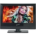 Supersonic® 1366 x 768 SC-1311 13.3 Widescreen LED HD Television