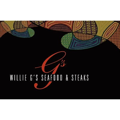 Willie Gs Seafood & Steak House Gift Card $50