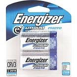 Energizer E2 3 Volt Lithium Photo Battery, Blue
