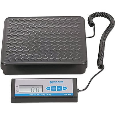 Brecknell® PS400 Portable Bench Scale; Up to 400lb. Capacity