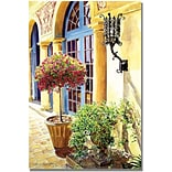Trademark Global David Lloyd Glover Italian Elegance Canvas Art, 22 x 32