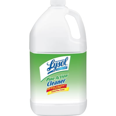 Lysol ® Pine Action ® Cleaner, 1 gal.