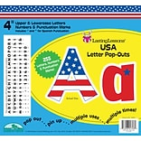 Barker Creek USA 4 Letter Pop Out, All Age