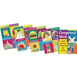 Barker Creek Compound Words Chart Set, 17 x 22