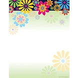 Barker Creek Italy Flowers Stationery