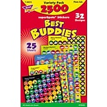 Trend Best Buddies SuperSpots Stickers