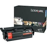 Lexmark™ X651H21A High-Yield Toner, 25,000 Page-Yield, Black
