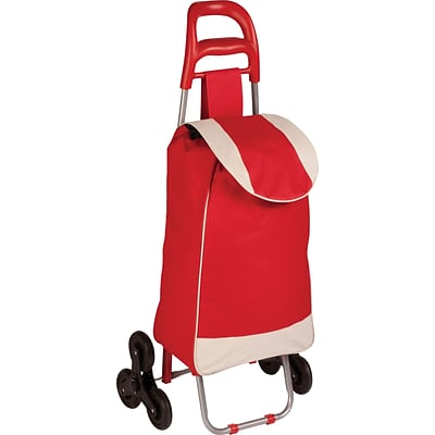 Honey Can Do® Bag Cart with Tri-Wheels
