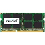 Crucial Technology CT8G3S1339M DDR3 (204-Pin So-DIMM) Laptop Memory, 8GB