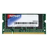 Patriot Signature 2GB (1 x 2GB) DDR2 (200-Pin SO-DIMM) DDR2 800 (PC2 6400) Universal Laptop Memory