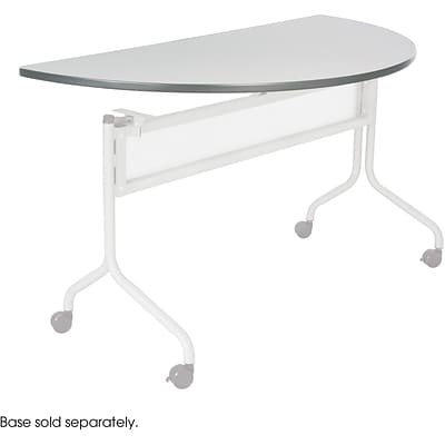 Safco® 2068 Training Tabletop; Gray