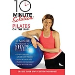 10 MINUTE SOLUTION: PILATES-ON