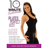 10 MINUTE SOLUTION: PILATES PE
