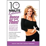 10 MINUTE SOLUTION: DANCE YOUR