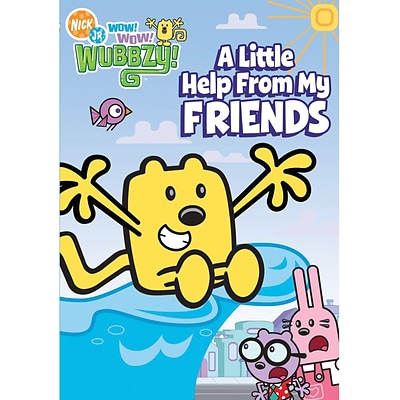 WOW! WOW! WUBBZY!: A LITTLE HE