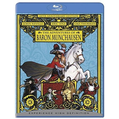 Adventures of Baron Munchausen (Blu-Ray) (43396162198)