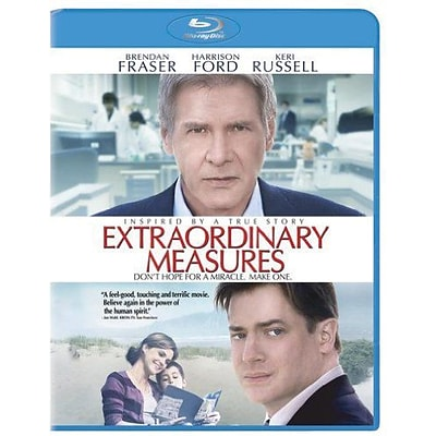 EXTRAORDINARY MEASURES (BLU-RA