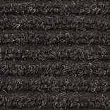Apache Mills - Ribbed Entrance Mat, 4 x 8 - Charcoal