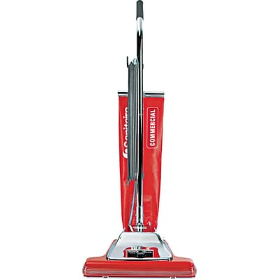 Sanitaire® Vacuum Cleaners; Quick Kleen 16 Wide Track Upright Vacuum