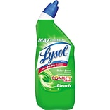 Toilet Bowl Cleaner, w/ Bleach, 24 oz.