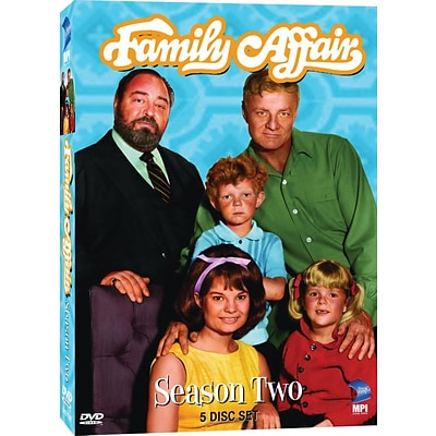 FAMILY AFFAIR: SEASON 2