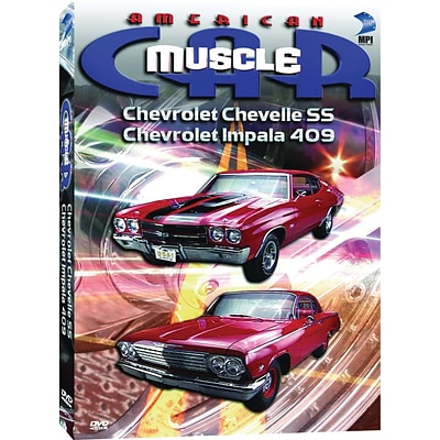 AMERICAN MUSCLE CAR: CHEVROLET