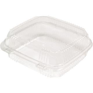 Smartlock Clear 49oz Food Container, 200/Pk