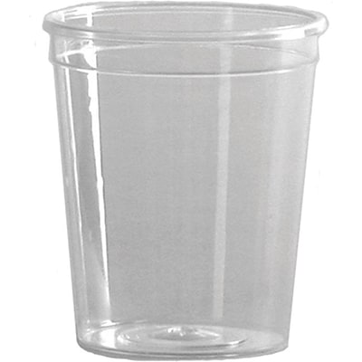WNA® Comet® P20 Portion/Shot Glass; Clear, 2 oz., 2500/Pack