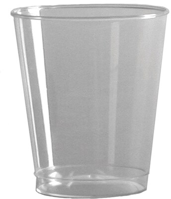 Clearseal Med. Shallow Hinged Lid Container