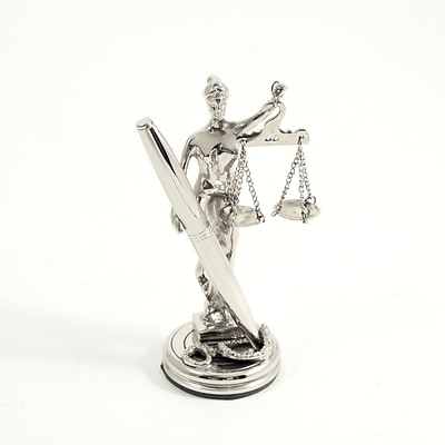 Bey-Berk R21J Lady Justice Pen Holder