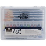 Royal Brush Clearview, Medium Acrylic Painting Art Set