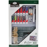Royal Brush Clearview, Large Oil Painting Art Set