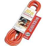 CCI® Vinyl Extension Cord, Orange, 10