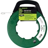 Greenlee® 332-438-5H MagnumPro Fish Tape, Steel, 50